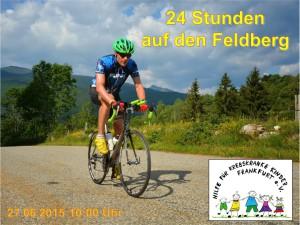 24 h Großer Feldberg / 24 h Stoppomat